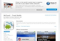 MyTravel - Travel Buddy
