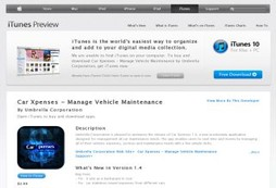 Car Xpenses - Manage Vehicle Maintenance