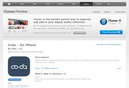 Coda - for iPhone