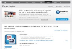 Word Processor and Reader for Microsoft Office