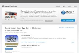 Don't Shoot Your Eye Out - Christmas