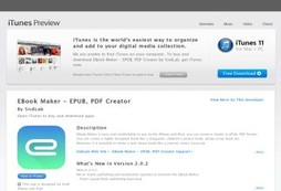 EBook Maker - EPUB, PDF Creator