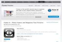 Frame It - Photo Frames and Magazine Your Pictures