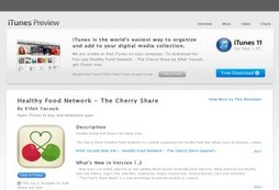 Healthy Food Network - The Cherry Share
