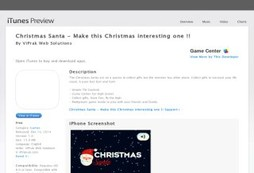 Christmas Santa - Make this Christmas interesting one !!