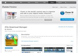 Download, store and view any type of file on your iDevice