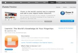 Learnist: The World's Knowledge At Your Fingertips