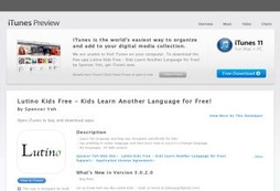 Lutino Kids Free – Kids Learn Another Language for Free!