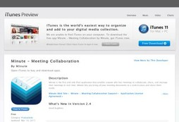 Minute - Meeting Collaboration
