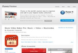 Music Video Maker Pro: Music + Video = Musicvideo