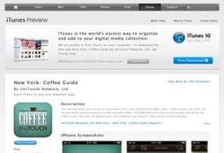 New York: Coffee(In)Touch Guide Ver.1.0