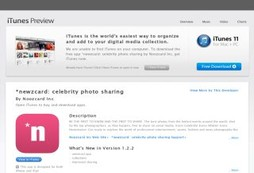 *newzcard: celebrity photo sharing