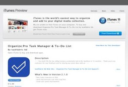 Organize:Pro Task Manager & To-Do List