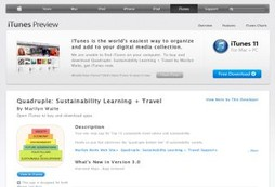 Quadruple: sustainability learning