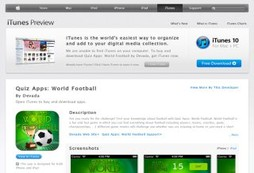 Quiz Apps: World Football
