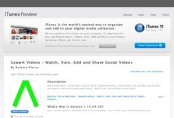 Sawwit Videos – Watch, Vote, Add and Share Social Videos