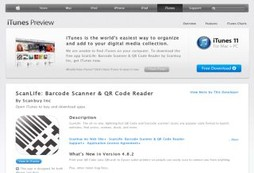 The QR code is about to take over the world