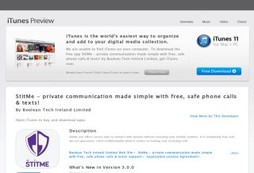 StitMe - private communication made simple with free, safe phone calls & texts!