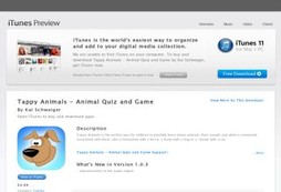 Tappy Animals - Animal Quiz and Game