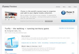 Turfly - the walking + running territory game