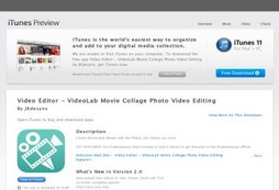 Video Editor - VideoLab Movie Collage Photo Video Editing