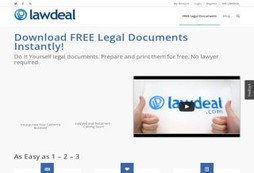 Forget expensive lawyer fees and create your own legal forms free