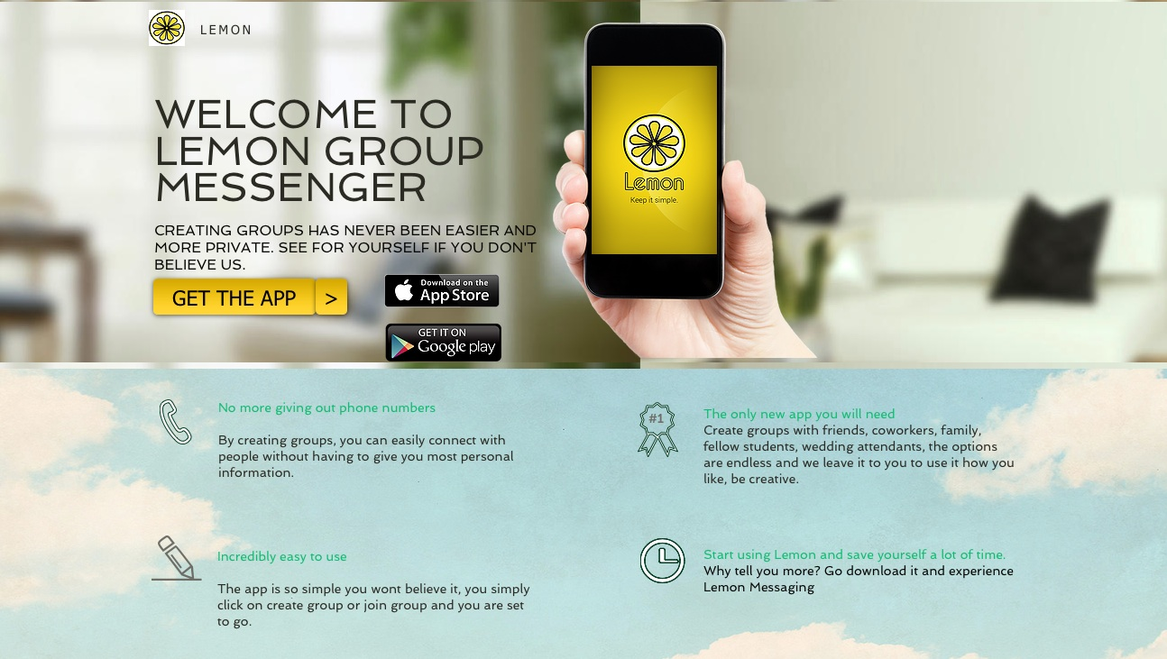 A group messaging app that would even make Don Draper proud