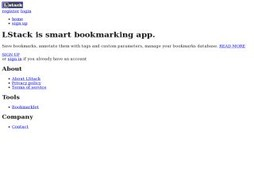 Smart bookmarking