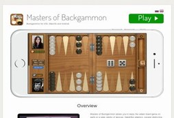 Masters of Backgammon