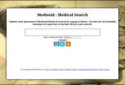 Mednoid Medical Search