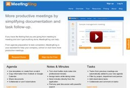 A superior management system for all of your meetings