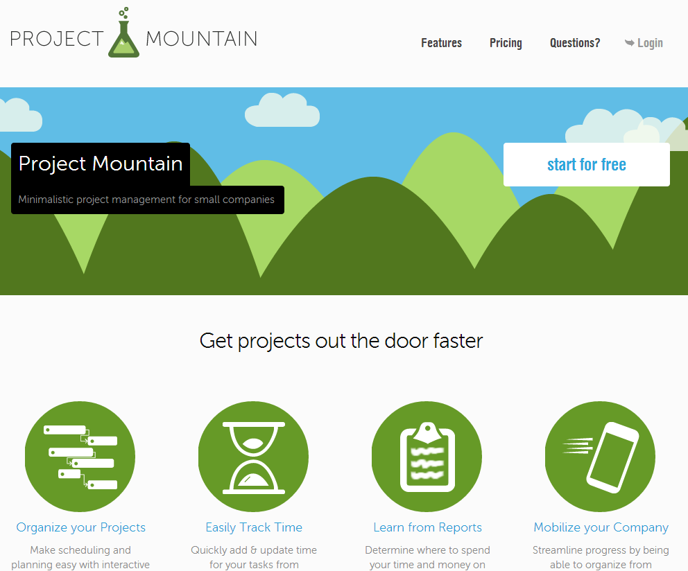 Project Mountain