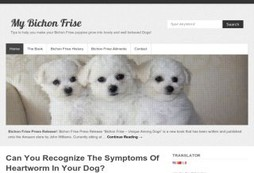 Bichon Tips