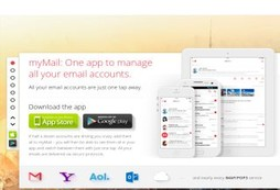 One place for all your different email accounts