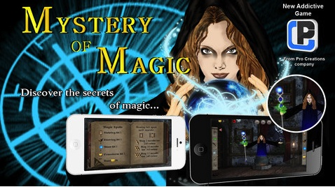 Learn spells and magic and become a great sorceror