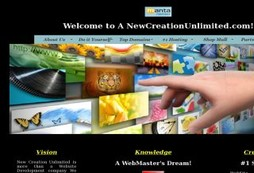 Design your own website cheaply and simply
