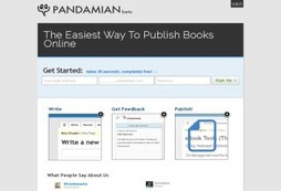 The easy way for budding authors to publish their work online