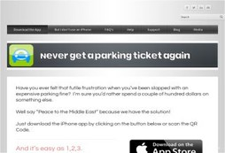 The safest way to avoid parking tickets