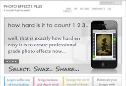 Photo Effects Plus