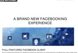 Pica - a new Facebook client for iPad