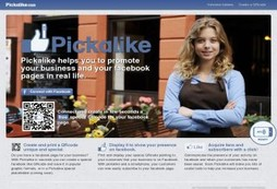 Draw attention to your Facebook page with QR code technology
