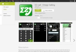 EZ-Call - Cheap Calling