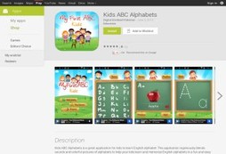 Kids ABC Alphabets