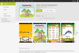 Animal ABC Alphabets Kids
