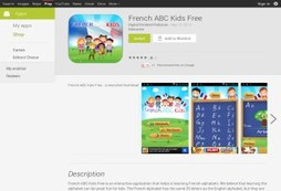 French ABC Kids Free