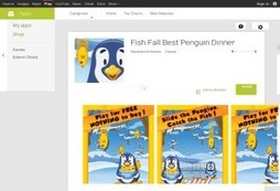 Fish Fall Best Penguin Dinner