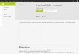 ixigo hotel flight restaurant