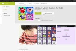 Memory Match Games for Kids
