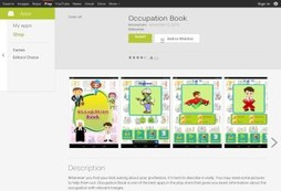Occupation Book App