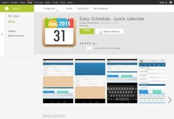Easy Schedule - quick calendar